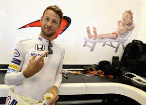 Jenson Button listo para el GP de Mónaco