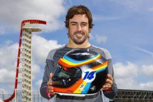 Fernando Alonso correrá con McLaren-Renault en 2018