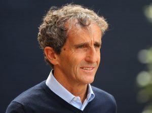 Alain Prost elogia a Carlos Sainz