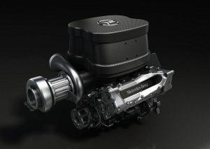 Características de los motores de Fórmula 1 para 2021