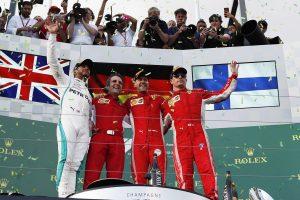 Resumen del Gran Premio de Australia 2018