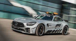 Conoce el nuevo Safety Car 2018: Mercedes-AMG GT R F1