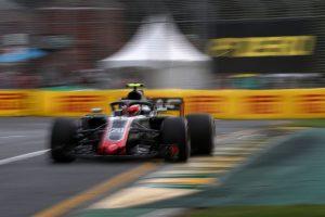 El problema del doble abandono de Haas en Australia