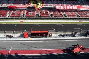 Ferrari es un icono de la Formula 1, trabajaremos juntos para que no abandone