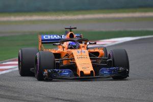 Fernando Alonso nuevamente en los puntos con McLaren – Renault