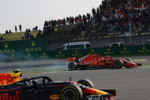 Max Verstappen y su complicado GP de China