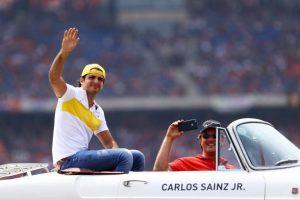 Sainz podría sustituir a Vandoorne en McLaren #F1 #McLaren