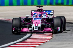 La polémica entre Force India, Sergio Perez y los acreedores #ForceIndia #F1
