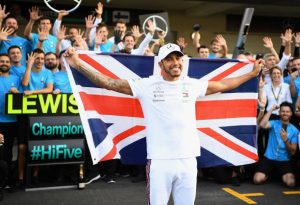Max con la victoria, Lewis campeón: resumen del GP de México #F1 #HiFive