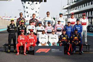 Pilotos titulares para el campeonato de Fórmula 1 2019 #F1