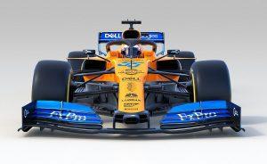 McLaren presenta su monoplaza MCL34 #F1 #McLaren