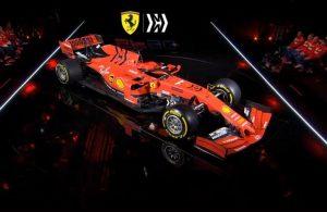 Ferrari presenta su monoplaza SF90 #F1 #Ferrari