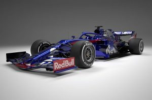 Toro Rosso presenta su nuevo monoplaza STR14 #ToroRosso #F1