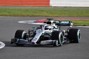 Mercedes estrena su nuevo monoplaza W10 #Mercedes #F1