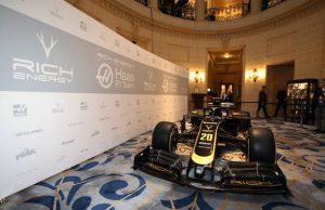 Haas presenta su nuevo monoplaza VF-19 #F1 #Haas
