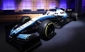 Williams presenta su nuevo monoplaza FW42 #F1 #Williams
