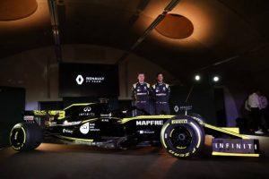 Renault presenta su nuevo monoplaza RS19 #Renault #F1
