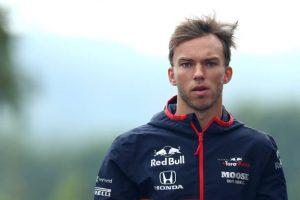 Declaraciones de Pierre Gasly a su regreso a Toro Rosso #F1