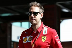 Sebastian Vettel y su posible futuro