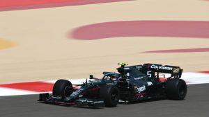 Sebastian Vettel comenta sobre su adaptación al Aston Martin AMR21