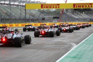 Nuevo formato en la Fórmula 1 – Carreras Sprint